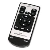 Télécommande sans fil JJC RM-E4