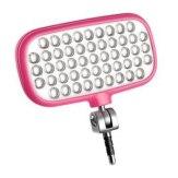 Metz LED-72 Mecalight lumière continue pour smartphone de couleur rose