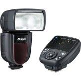Kit de flash + contrôle à distance Nissin Di700A avec déclencheurs pour Fujifilm