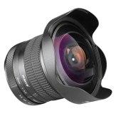Objectif Meike 8mm f/3.5 MK Fish eye pour Fuji X