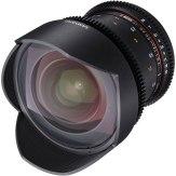 Objectif Samyang 14mm T3.1 VDSLR ED AS IF UMC II Nikon