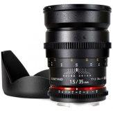 Objectif Samyang 35mm VDSLR T1.5 AS IF UMC MKII Nikon
