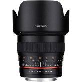 Objectif Samyang 50mm f/1.4 AS UMC pour Pentax