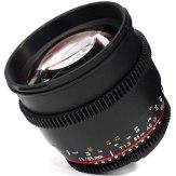 Objectif Samyang 85mm T1.5 V-DSLR AS IF UMC Nikon