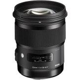 Objectif Sigma 50mm f/1.4 EX DG HSM ART