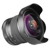 Objectif Meike 8mm f/3.5 MK Fisheye pour Canon EF