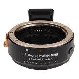Fotodiox Pro Fusion Plus Adaptateur Canon EF/EF-S - Sony Alpha E
