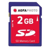 Mémoire SD AgfaPhoto 2GB
