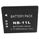 Batterie au Lithium Canon NB-11L Compatible