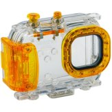 Caisson sous-marin universel pour les appareils photo compacts Seashell SS-2 Jaune