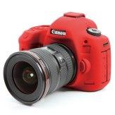 easyCover Etui de protection pour appareils Canon - Rouge
