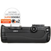 Grip d'alimentation Gloxy GX-D11 (Nikon MB-D11)