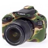 easyCover Etui de protection pour appareils Canon - Couleur Camouflage