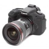 easyCover Etui de protection pour appareils Canon - Noir