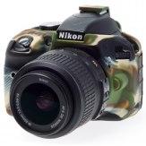 easyCover Etui de protection pour appareils Nikon - Couleur Camouflage