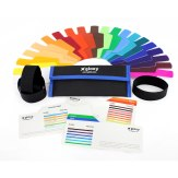 Kit gels couleur Gloxy GX-G20 pour flash