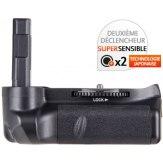Grip d'alimentation Gloxy pour appareils photo Canon