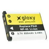 Fuji NP-45 Batterie Lithium Compatible