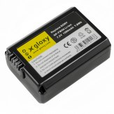Batterie au lithium Sony NP-FW50 Compatible