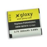 Batterie au lithium Panasonic DMW-BCN10 Compatible
