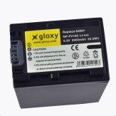 Batterie Sony NP-FV100 Compatible