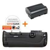 Kit grip d'alimentation Gloxy GX-D11 + Batterie EN-EL15