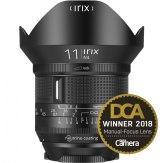 Irix 11mm f/4.0 Firefly Objectif Grand Angle