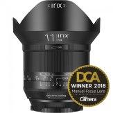 Irix 11mm f/4.0 Blackstone Sony E