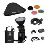 Quadralite Reporter 360 TTL Canon 1-Light Kit complet