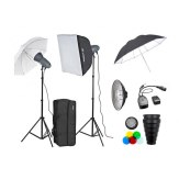 Kit studio professionnel Visico VL-400 Plus