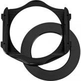 Porte-filtres universel type P et bague d'adaptation 82mm