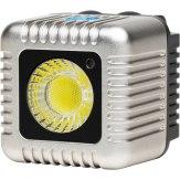 Éclairage LED Lume Cube argent