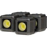 Kit de x4 Lampes Lume Cube Gris