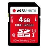Carte mémoire SDHC AgfaPhoto 4GB Classe 10 MLC