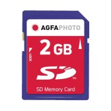 Carte mémoire SD AgfaPhoto 2GB Premium