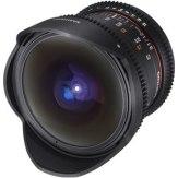 Objectif Samyang 12mm VDSLR T3.1 Fish-eye Canon