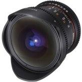 Objectif Samyang 12 mm VDSLR T3.1 Fish-eye Nikon