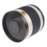 Super Téléobjectif avec miroir Samyang 500mm f/6.3