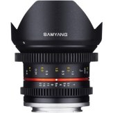 Objectif Samyang VDSLR 12mm T2.2 Micro 4/3