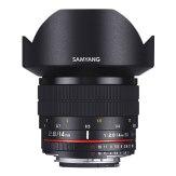 Objectif Samyang 14mm f/2.8 IF ED UMC Asphérique Super Grand Angle Nikon AE