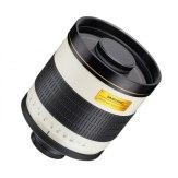 Super Téléobjectif Samyang 800mm f/8 MC IF Mirror pour Nikon 1