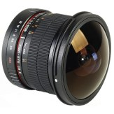 Objectif Samyang 8mm f/3.5 Fish-eye CSII Sony