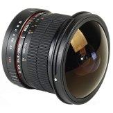 Objectif Samyang 8mm f/3.5 UMC Fish-eye CS II