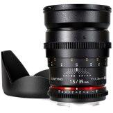 Objectif Samyang 35mm T1.5 V-DSLR ED AS IF UMC Nikon