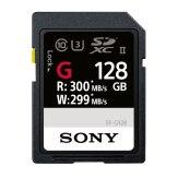 Carte mémoire SDXC Sony Professional 128GB Classe 10 UHS-II