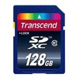 Carte mémoire Transcend SDXC 128GB Ultimate Clase 10