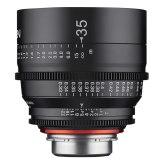 Objectif Samyang Xeen 35mm T1.5 FF Cinéma MFT