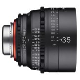 Objectif Samyang Xeen 35mm T1.5 FF Cinéma PL