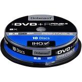 1x10 Intenso DVD+R 8.5 GB 8x Speed