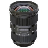 Objectif Sigma 24-35mm f/2.0 DG HSM Art Canon